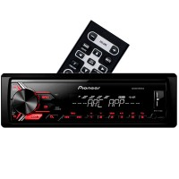 Radio Mp3 Automotivo Pioneer Mvh-X198Ui Usb Mixtrax Arc