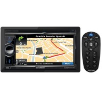 Central Multimidia Pósitron Sp8960Nav 6.1 Polegadas Tv Digital Bluetooth Gps Usb Sd Aux