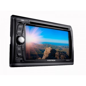 Dvd Automotivo Positron Sp8120Av Tela 6.2