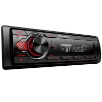 Mp3 Player Pioneer Mvh-S218Bt Bluetooth Usb E Auxiliar