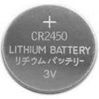 Bateria Lithium 3v CR 2450 Para Controle Remoto Cerruns