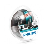 Kit Lâmpada X-treme Vision NEW H1 130% - Philips