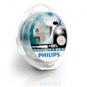 Kit Lâmpada X-treme Vision H1 - Philips