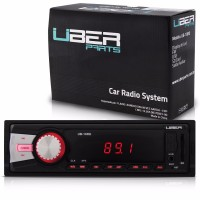 MP3 Player UBER UB-10RD com Entradas USB/SD/Aux Frontal