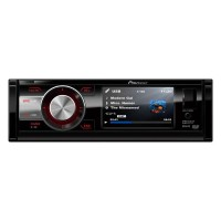 "DVD Player Pioneer DVH-7880AV Com Tela 3"" e USB Frontal"