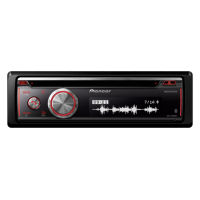 CD Player Pioneer DEH-X8780BT com Bluetooth Mixtrax e USB Traseiro